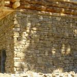 ZOO Brno - obložení zdiva kamenem